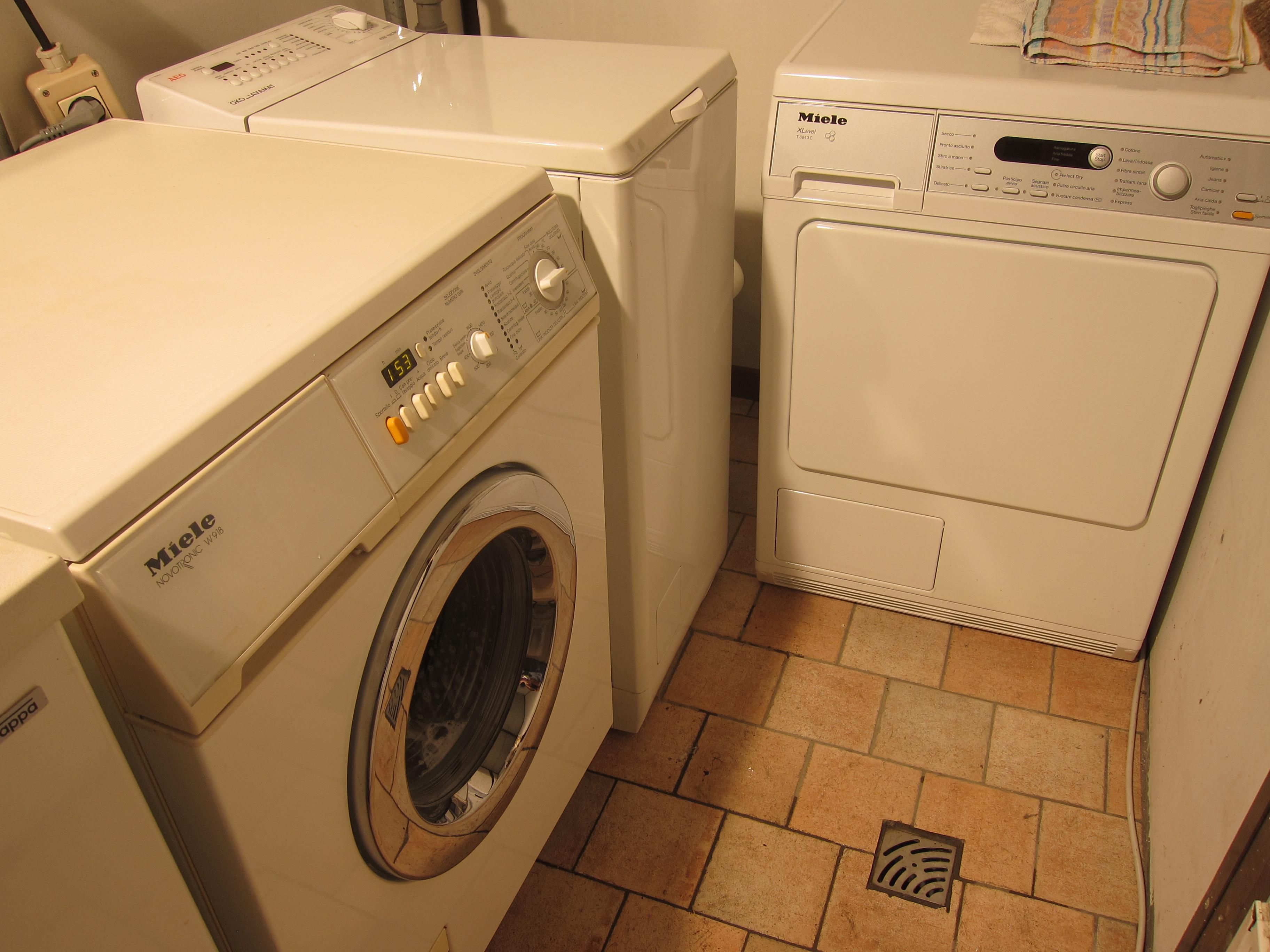 Lavatrice miele w918 lavatrici asciugabiancheria plc for Lavatrice si blocca durante il lavaggio